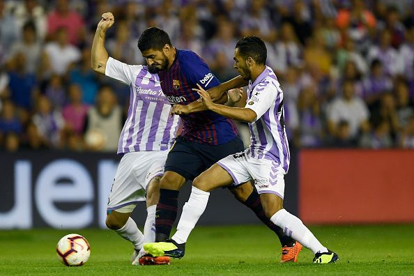 Image result for real valladolid 0-1 alaves