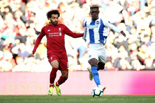 Liverpool v Brighton & Hove Albion - Premier League