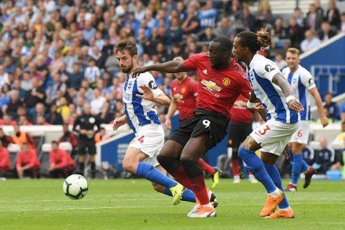 Brighton & Hove Albion v Manchester United - Premier League