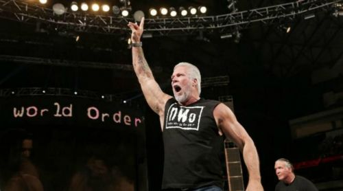 WWE Hall of Famer Kevin Nash