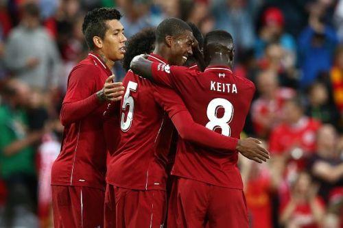 Liverpool v Torino - Pre-Season Friendly