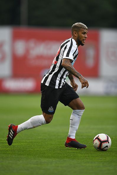 Sporting Braga v Newcastle United - Pre-Season Friendly