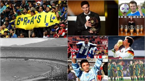 Top 15 unbreakablerecords in the world soccer history