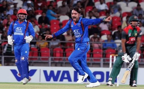 Bowlers have brought their A game in T20 cricket. Rashid Khan's T20 dominance shows it.