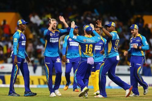 Barbados Tridents have won one and lost one out of the two matches they have played so far and find themselves on the fourth spot on the points table