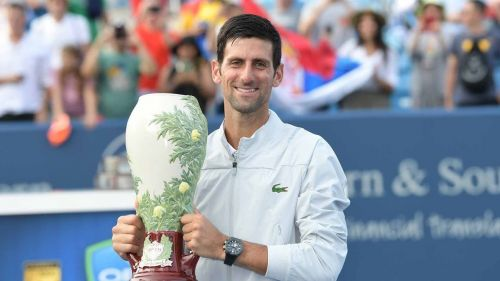 Djokovic is the only player to win all 9 Masters 1000 titles, but not in the same season.