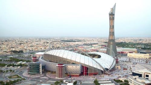 Khalifa International Stadium - Launched by Qatar's Supreme Committee for Delivery & Legacy