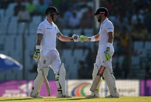 Bangladesh v England - First Test: Day Three