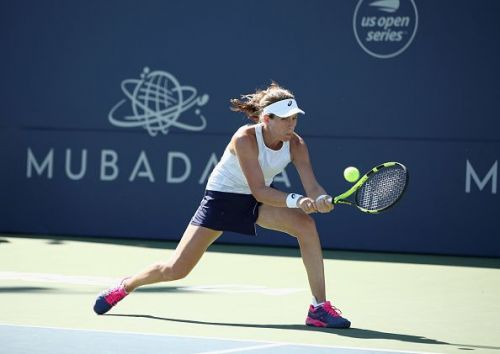 Mubadala Silicon Valley Classic - Day 3