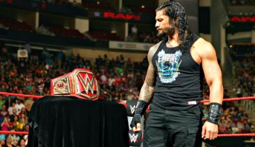 Image result for wwe roman reigns universal champion