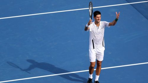 Novak Djokovic Masters 1000 Cincinnati 18082018