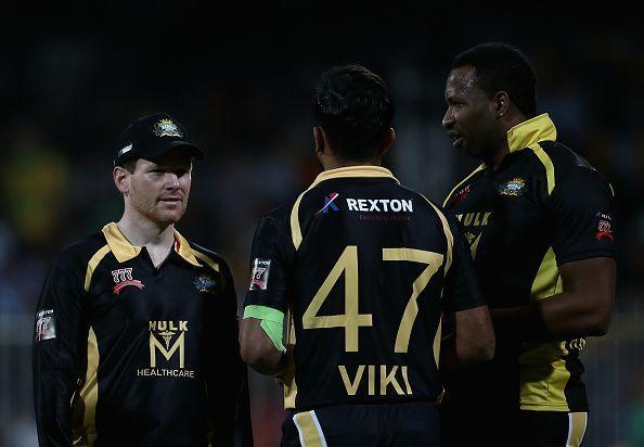 T10 League, ICC