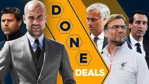 Premier League Transfer Deadline Day