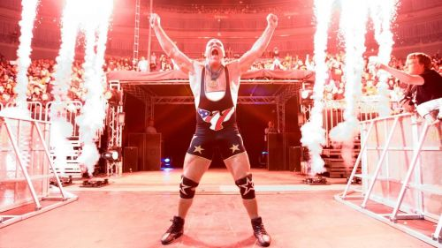 Kurt Angle is legitimately one of the best wrestlers to ever set foot in WWE