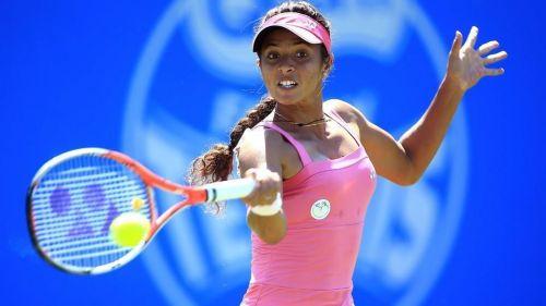 Top-ranked Indian Tennis ace Ankita Raina assures a medal to India.