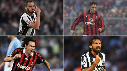 best juve milan xi - cropped