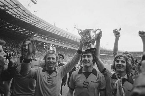 Wolves Win League Cup