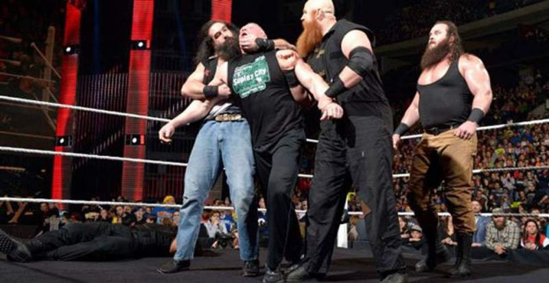 Brock Lesnar Vs Bray Wyatt would have been a big money fight