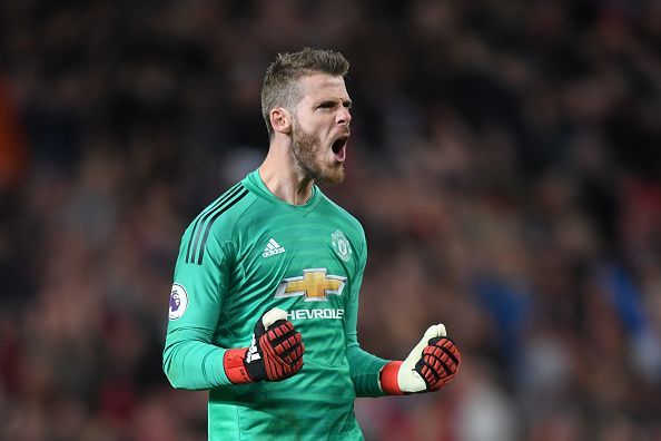 0c48be5703b How David De Gea became the World s best goalkeeper