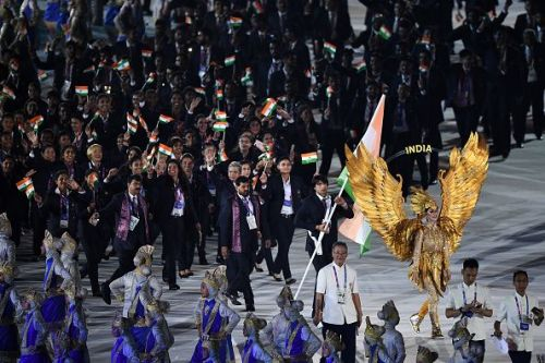 Asian Games - Opening Ceremony