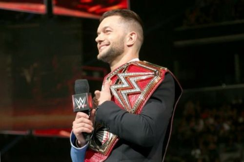 Finn Balor had the most rollercoaster 24 hours of his life.