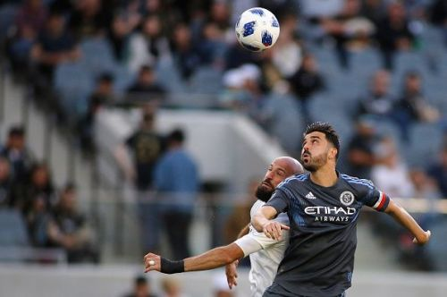 New York City FC v Los Angeles FC