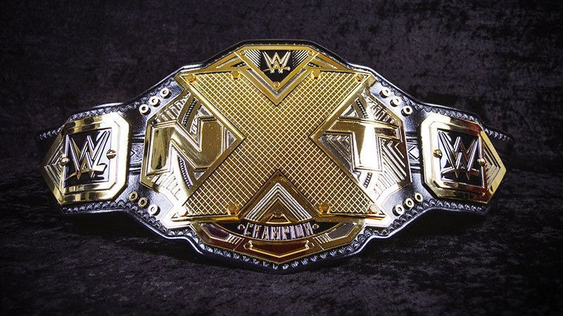 The NXT Championship has been active since 2012.