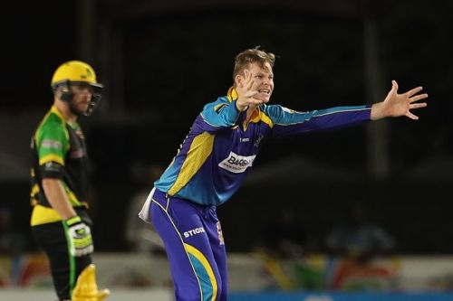 Jamaica Tallawahs v Barbados Tridents - 2018 Hero Caribbean Premier League (CPL) Tournament