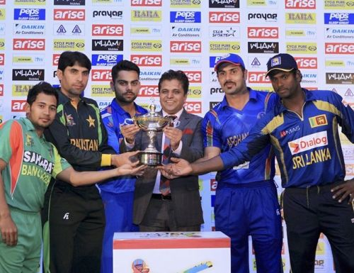 Image result for Asia Cup captains.