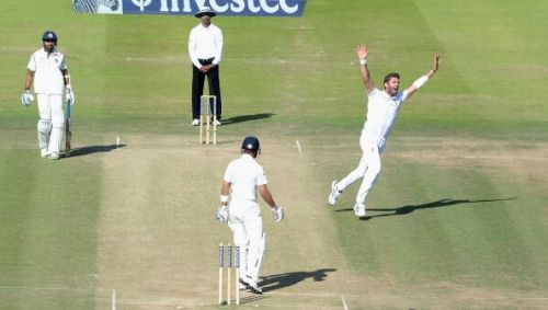 England v India: 2nd Investec Test - Day Three