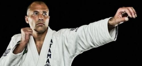 The legendary Royce Gracie introduced the art of submission back in 1993