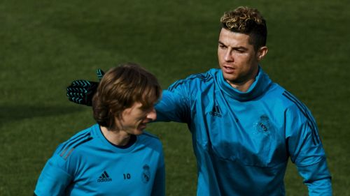 Modric Ronaldo