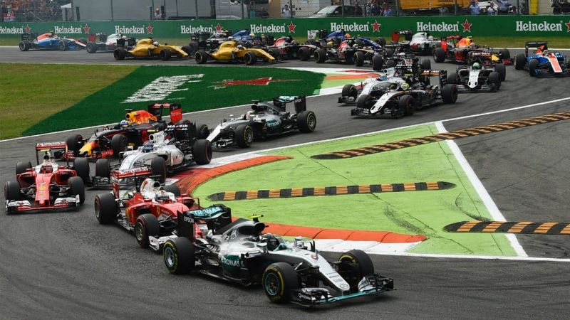 F1 Italian Grand Prix 2018 - Where to watch? Online Live