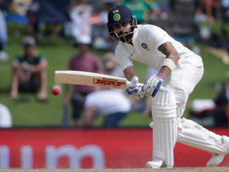 Image result for 3. Kohli missed 6000 by 6: