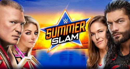 Image result for summerslam 2018