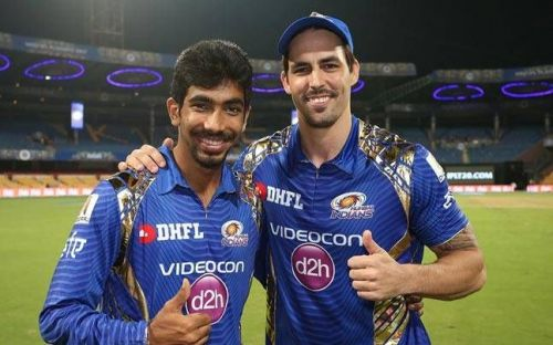 Johnson's excellent final over in the 2017 IPL final sealed the game for Mumbai Indians