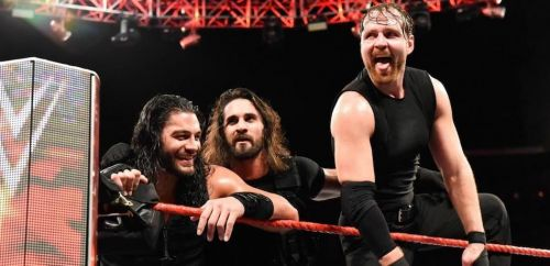 Image result for wwe the shield returns 20 August