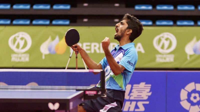 Indian Table Tennis Is On A Upsurge Very Steeply And With The Cwgs And World Championship We Have Been Doing Great Asian Games We Have Superpowers Not