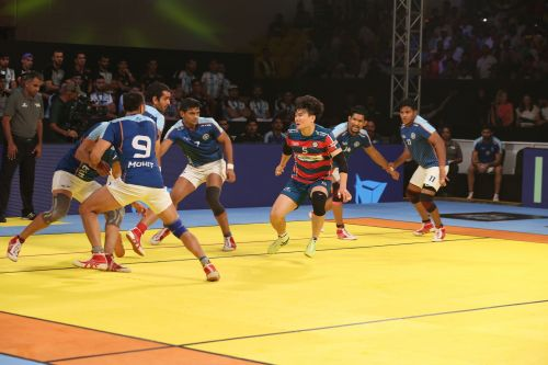 India were taken aback by Korea's speed, as they suffered a shock defeat.