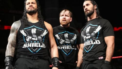 The Shield,