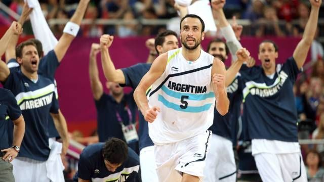 Argentina is a founding member of FIBA and has South America