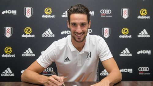 Rico is one of five players Fulham signed on loan