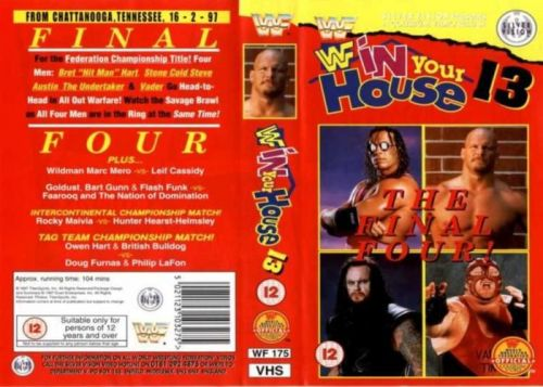 The Final Four: Stone Cold, Bret Hart, Vader & The Undertaker...