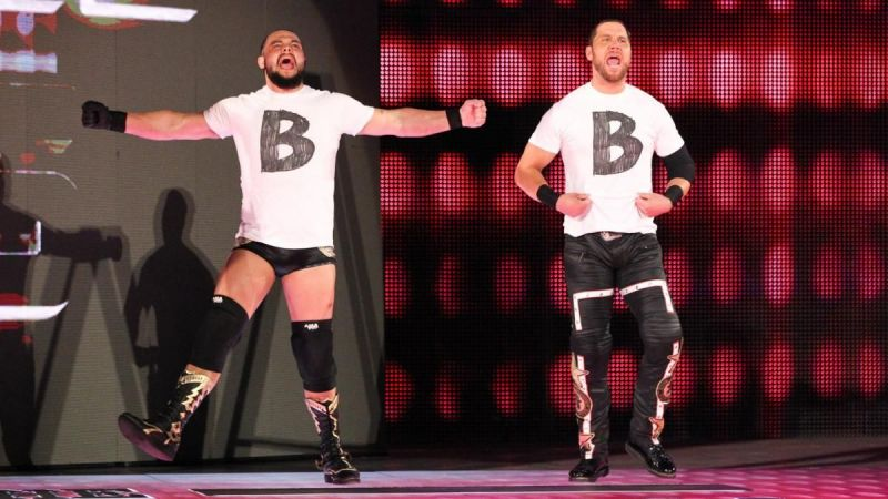 The B Team scraped yet another lucky victory against The Revival at SummerSlam
