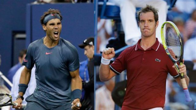 Will Gasquet find a Solution to beat Nadal at least once?