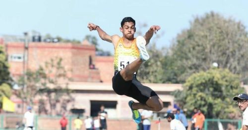 Sreeshankar is one of India's biggest medal prospects today