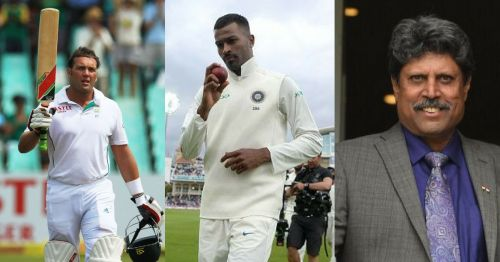 Hardik Pandya vs 7 legendary all-rounders after first ten Tests