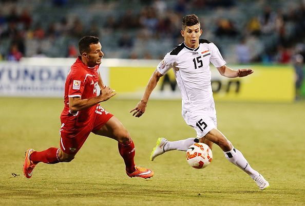Iraq v Palestine - 2015 Asian Cup