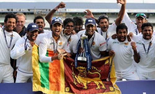 England v Sri Lanka: 2nd Investec Test - Day Five