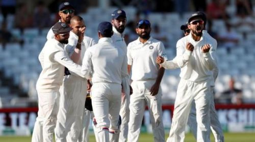 Image result for India's win at trent bridge